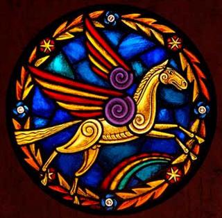 Pegasus at 11